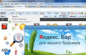 Rds бар показывает количество страниц в яндексе